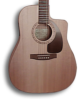 Guitar - Front